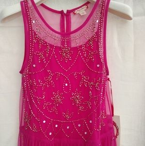 New Ruby & Bloom Size 10 Nordstrom Gown Dress